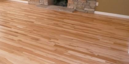 Hardwood Floor - Family Room