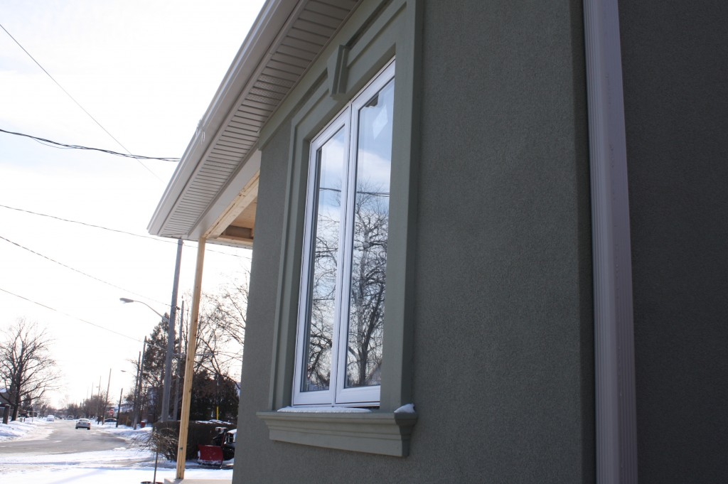 Stucco Finishing Toronto