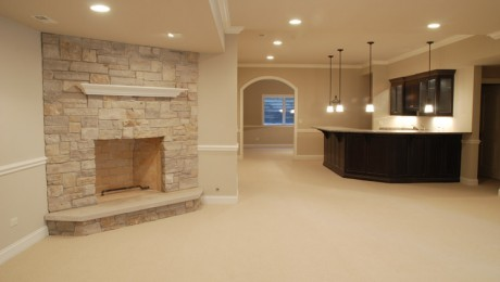 Basement Finishing