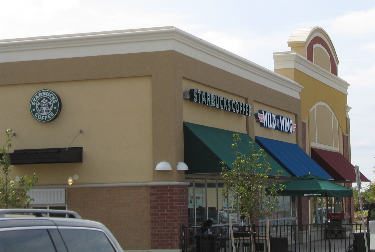 commercial stucco finish application