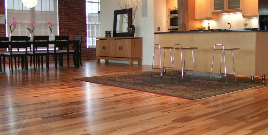 Hardwood Floor - Family Room