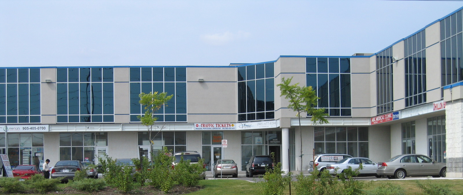 Commercial stucco installation in mississauga