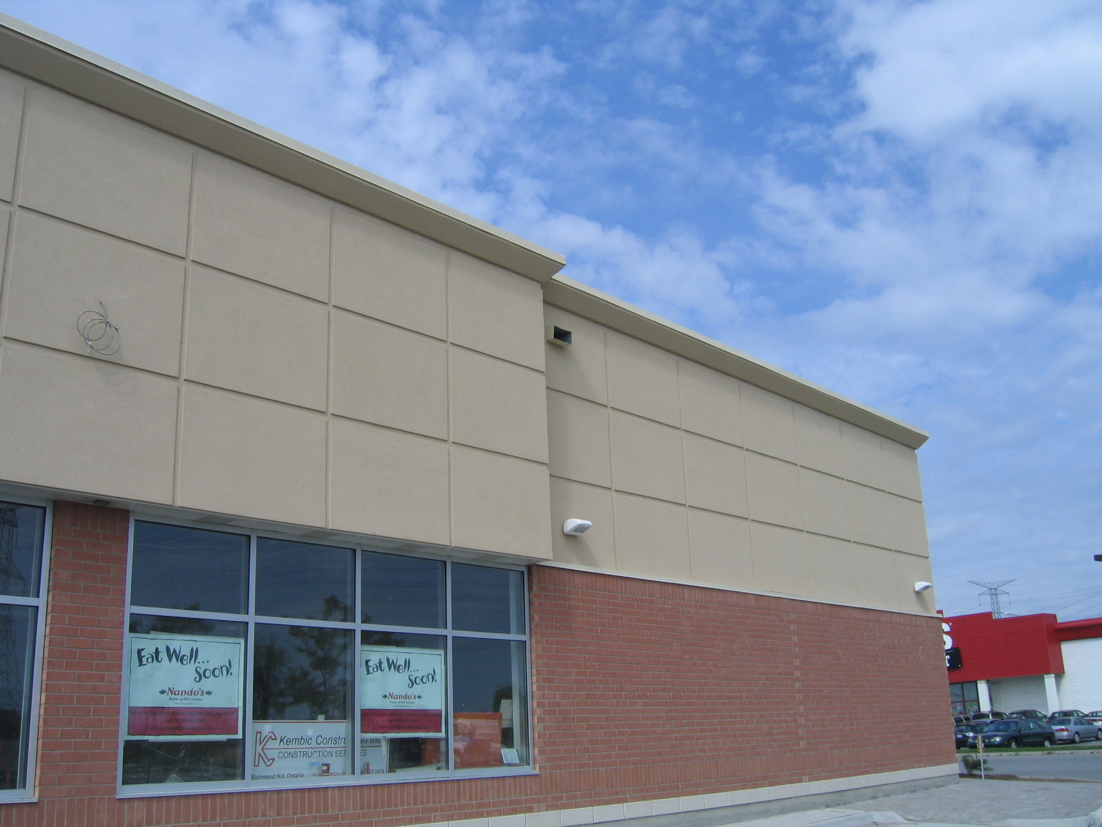 commercial stucco installation contractor