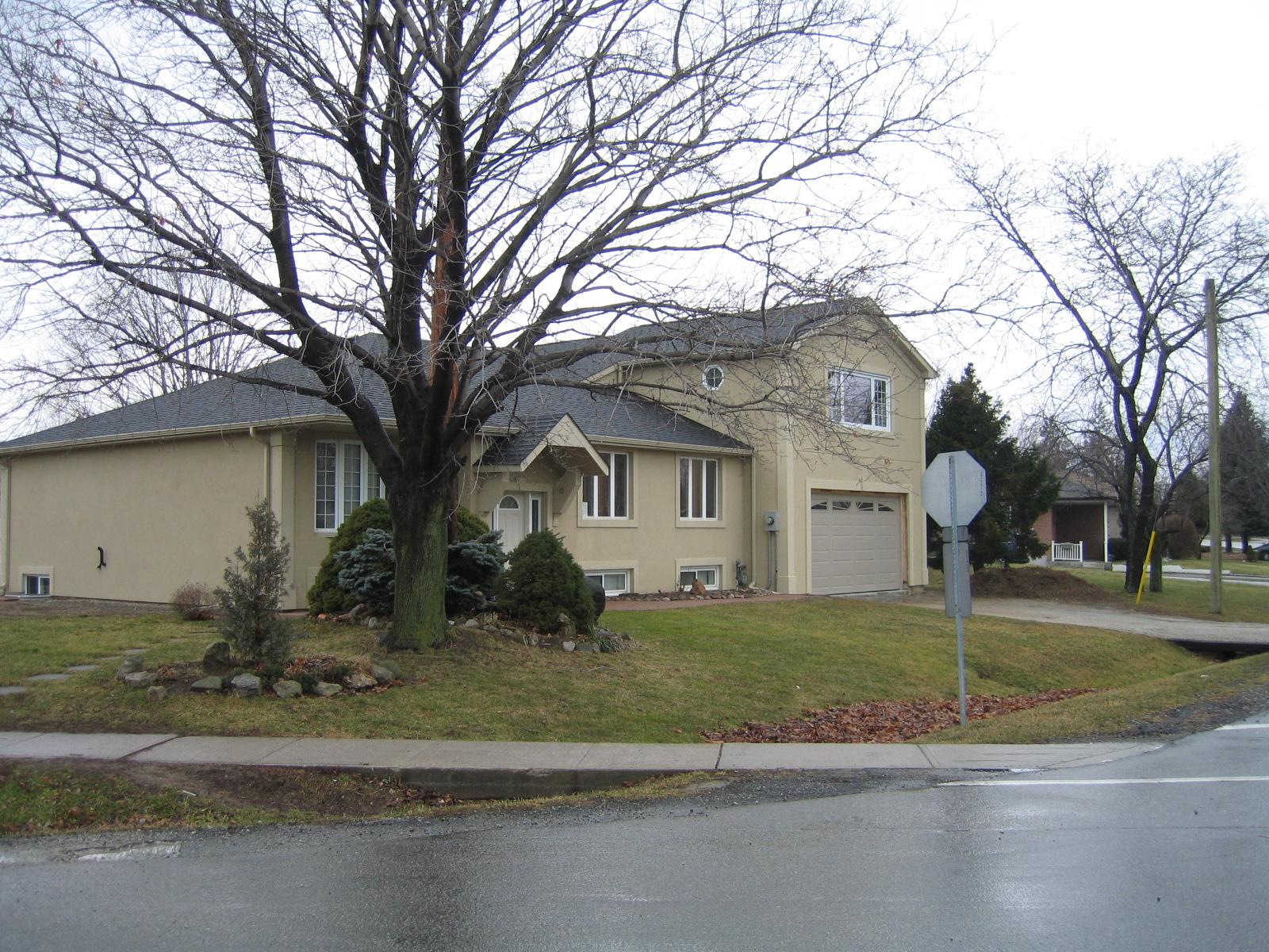 home renovation stucco finishing oakville