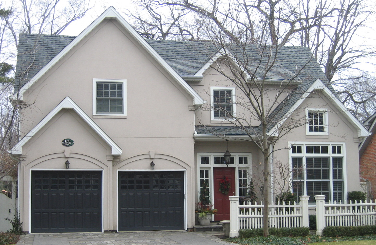Residential Stucco Finishing Contractor