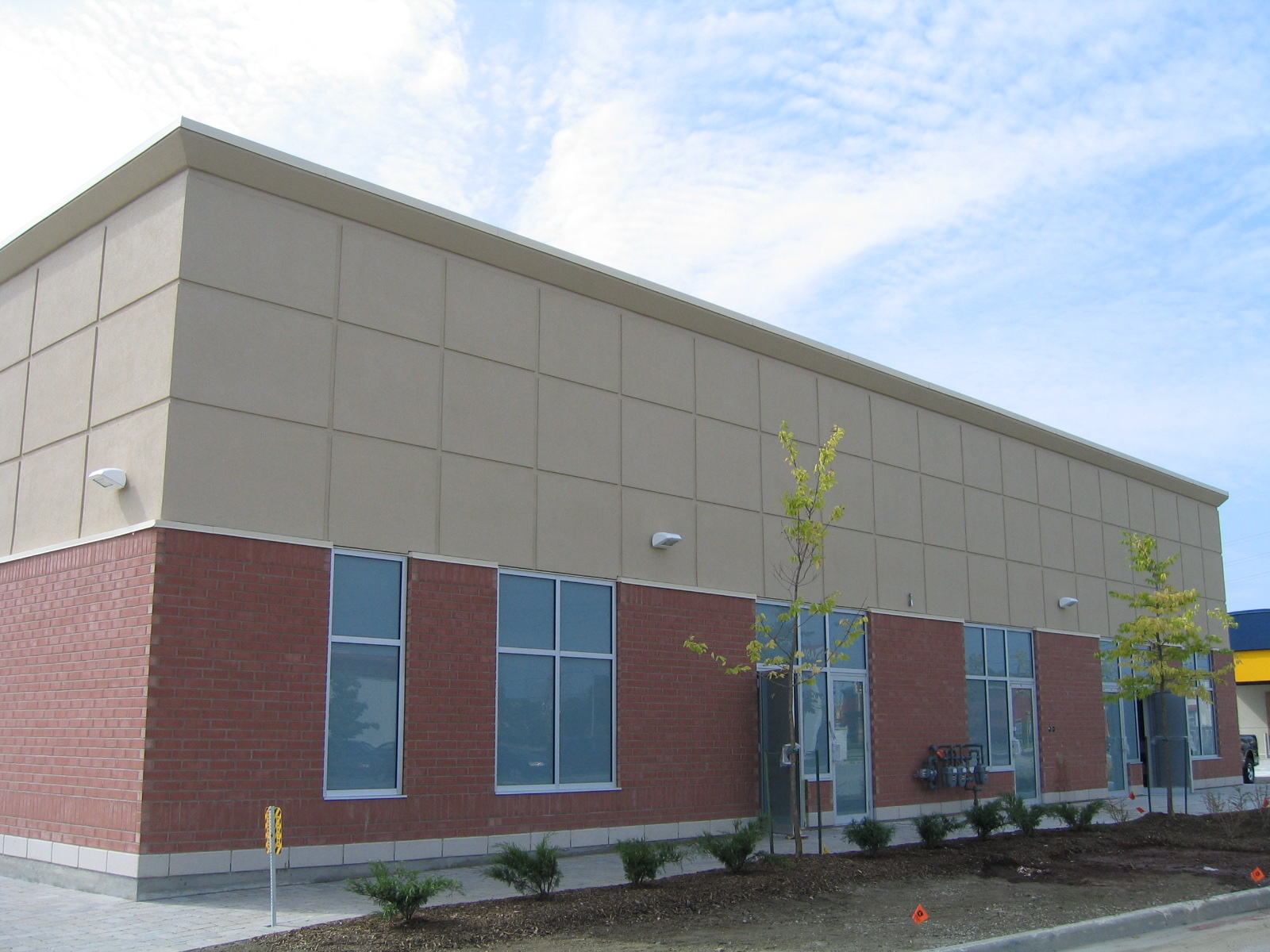 commercial stucco application contractor