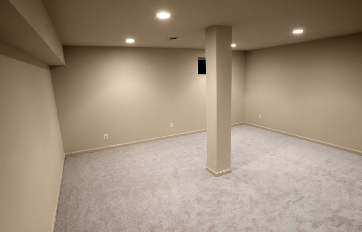basement finishing open concept